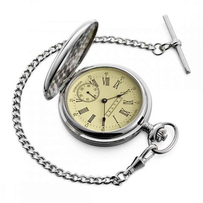 Dalvey scotland orologio da taschino half hunter cod - Dalvey orologio da tavolo ...